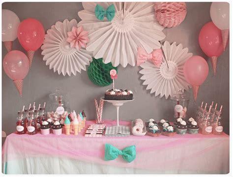 baby shower fille des id 233 es de buffets de princesses