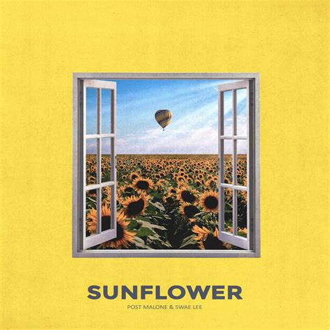 swae lee sunflower live sunflower post malone swae lee fakealbumcovers