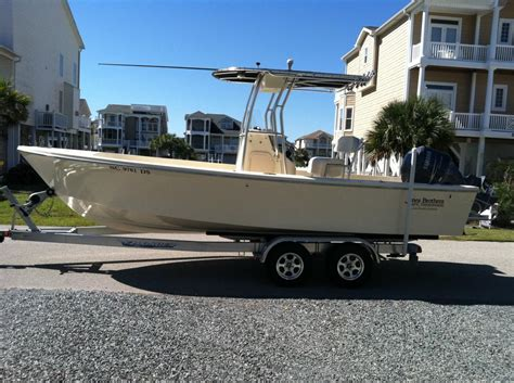 Jones Brothers Boats by Wtb Jones Brothers Cape Fisherman 23 The Hull
