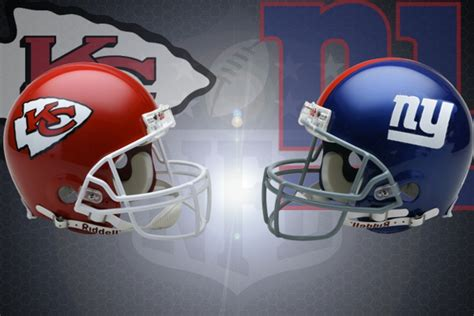 nfl week   kansas city chiefs   york giants