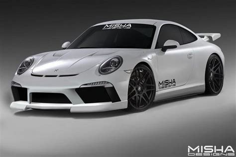 porsche   misha designs review top speed
