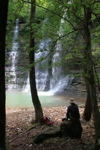 Triple Falls Buffalo River Arkansas