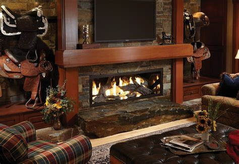 Rustic Fireplace Ideas   Pictures Of Rustic Fireplaces
