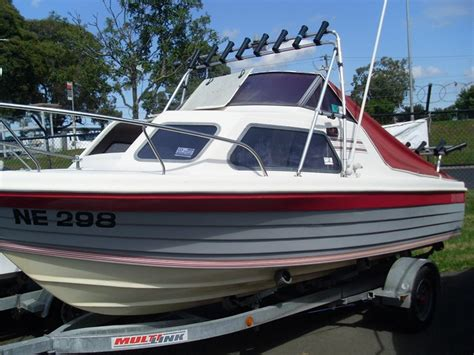 Mustang Boats For Sale Australia by Mustang V1700 Lancer Half Cabin For Sale Trade Boats