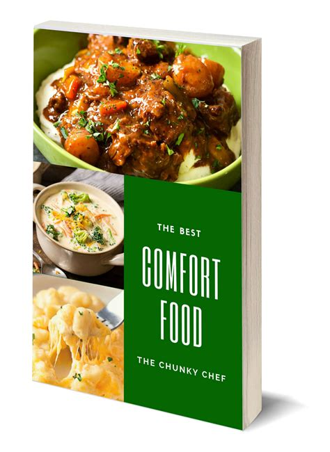ebook cuisine tcc comfort food ebook 1 the chunky chef