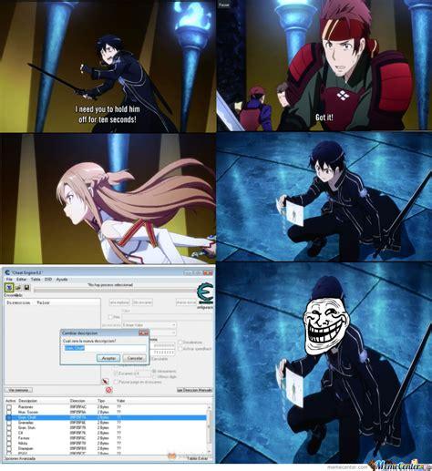 Kirito Memes - the truth about kirito by recyclebin meme center