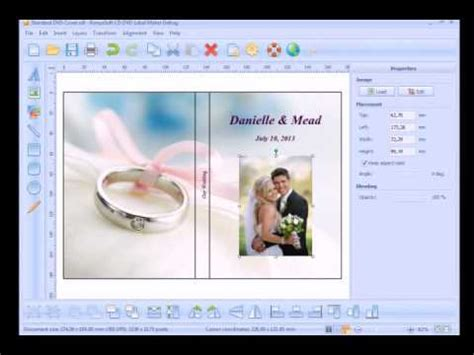 dvd cover design how to create own cd dvd cover
