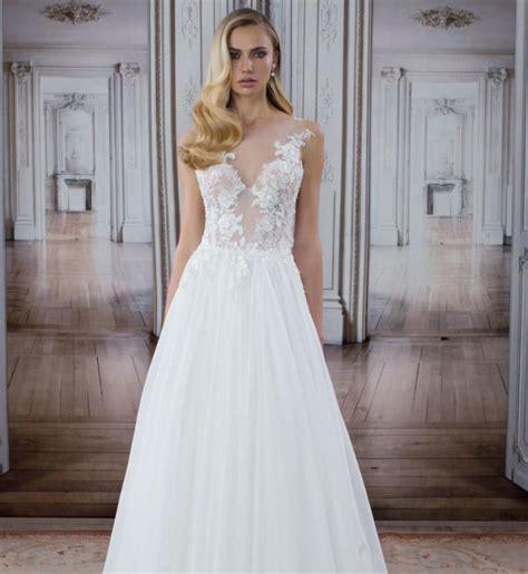 suknie slubne pnina tornai love  elle wedding