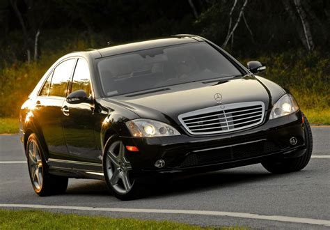 The mercedes s550 and s600 are superb automobiles. 2009 Mercedes-Benz S-Class - conceptcarz.com