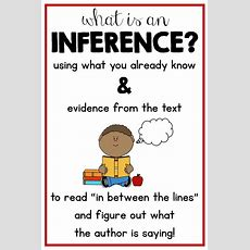 Making Inferences Lessons And Some Freebies!  Susan Jones