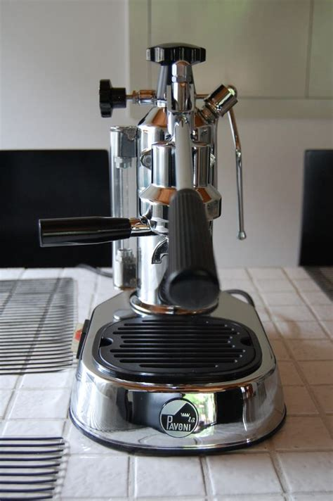 la pavoni europiccola bilder la pavoni europiccola und professional kaffeewiki 3621