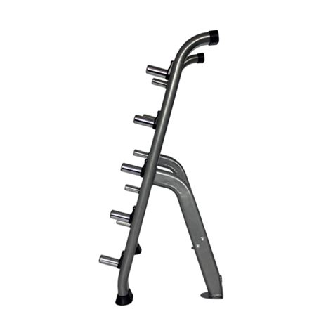 gym gear single sided barbell storage rack  bars gym equipment wiltshire fitness equipment