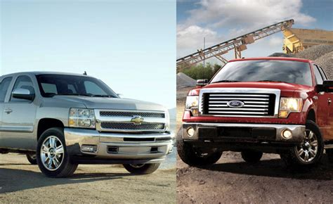 Ford F150 Vs Gmc Sierra 1500 ? Cars Inspiration Gallery
