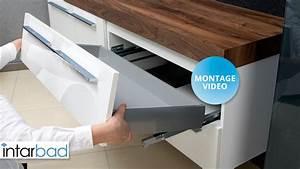 Ikea Küchenschublade Ausbauen : waschtischunterschrank montage und demontage ausz ge youtube ~ Orissabook.com Haus und Dekorationen