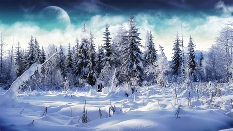 Exquisite Winter Wallpapers That Will Embellish Your Computer Screen  Webgranth 2015