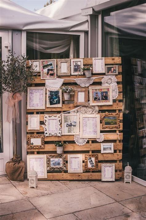 Decorating Ideas Using Pallets by 5 Diy Wood Pallet Ideas For Your Wedding