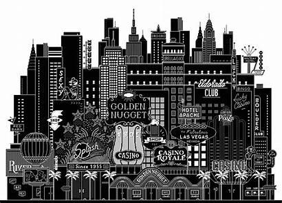 Gifs Animated Vegas Boglio Architecture Ilustraciones Laurene