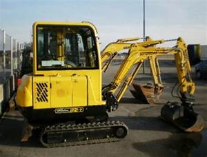 Hyundai Mini Excavator Robex R22 7factory Service Repairworkshop Manual Instant Download