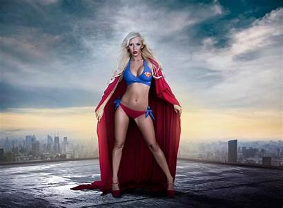 Cosplay Supergirl Wallpapers Super Resolution 1080p 4k