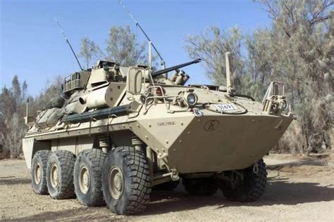 lav  coyote piranha wheeled armoured reconnaissance