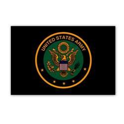 U.S. Army Flag Clip Art