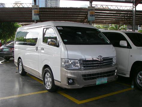 cars  sale   philippines toyota hiace super grandia