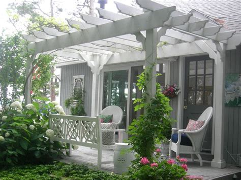 arbor in front of house porch arbor attached to house design pictures remodel decor and ideas things my hubby will