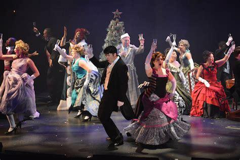 A Christmas Carol At Zach Theatre