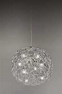Suspension Fil De Fer : suspension fil de fer 30 cm aluminium 30 cm catellani smith ~ Teatrodelosmanantiales.com Idées de Décoration