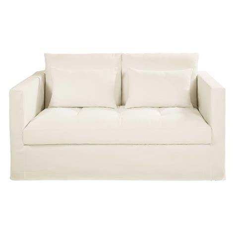 canapé en blanc canape convertible blanc maison design wiblia com