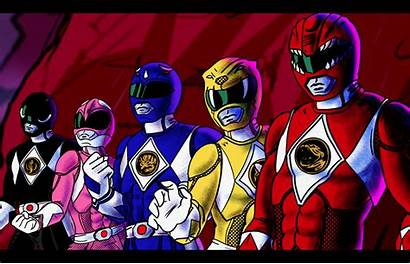 Rangers Power Animated Flash