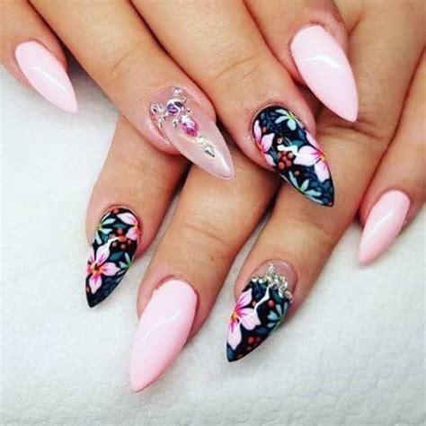 stunning mountain peak nail ideas  youll fall