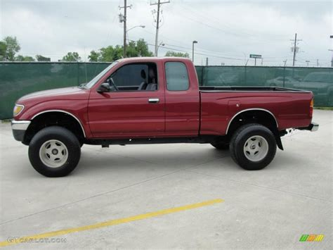 Toyota Tacoma 1995 by Sunfire Pearl 1995 Toyota Tacoma Extended Cab 4x4