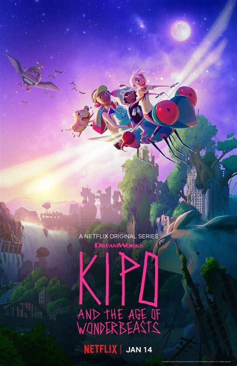 kipo   age  wonderbeasts   musical trailer