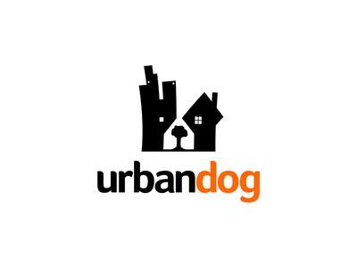 urbandog logo  sapto cahyono dribbble