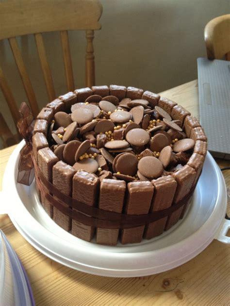 easy birthday cakes images  pinterest