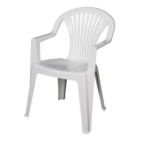 chaise en plastique pas cher chaise de jardin pliante alinea