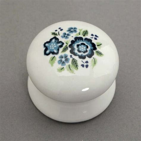 white cabinet handles and knobs drawer knob white and blue porcelain kitchen cabinet knobs