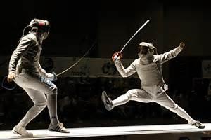 Sabre Fencing Equipment