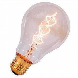 Ampoule Vintage E14 : ampoule vintage filament 40w e27 pas cher ~ Edinachiropracticcenter.com Idées de Décoration