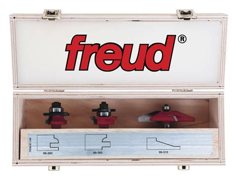 kitchen cabinets factory tool freud 97 100 three cabinet bit set 2987