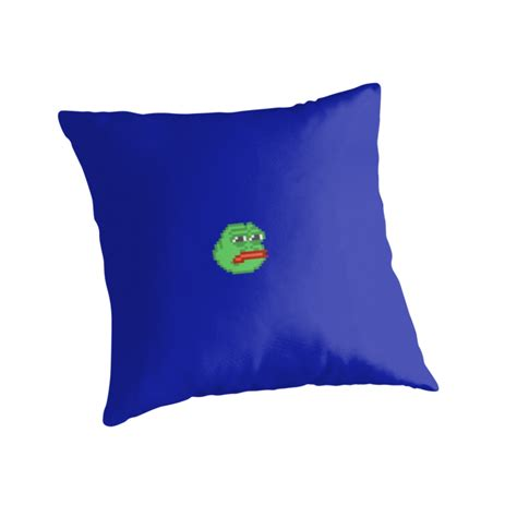 Pin su Pepe Throw Pillows