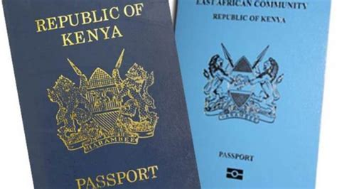 kenyan passport renewal form kenyan passport application renewal requirements tracking