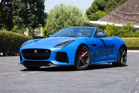 Drivin' La With Andrew Chen 2017 Jaguar Ftype Svr