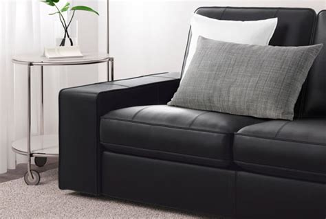 ikea canape kivik leather sofas traditional contemporary ikea