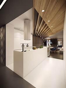 Stupendo Appartamento Stile Moderno  Design Elegante Ad Alto Contrasto