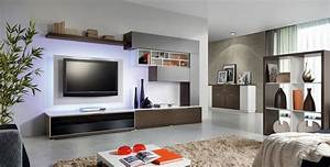 Living rooms with tv with living room modern living room for Tv panel designs for living room