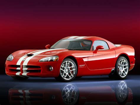 dodge viper srt  coupe conceptcarzcom