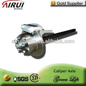 Boat Trailer Axle With Disc Brakes by 10 Quot Mechanical Disc Brake Axle For Boat Trailers Buy