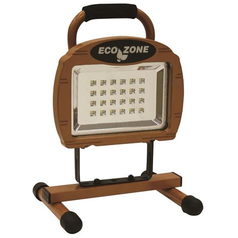 lowes led workshop light shop designers edge led portable work light at lowes com